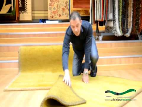 Alfombra pers polis alfombras manuales alfombras baratas alfombras modernas youtube - Alfombras vinilicas baratas ...
