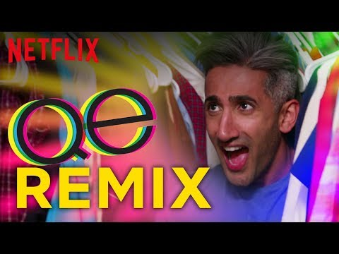 Queer Eye: Turn Up (Music Video) | Netflix Is A Joke | Netflix