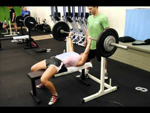 Watch How To Increase Your Bench Press Quick Tip