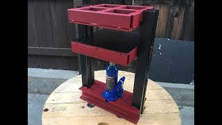 How to Make a Hydraulic Press