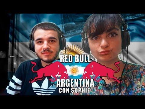 RB NACIONAL ARGENTINA (REACCIONANDO CON SOPHIE)