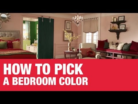 How To Pick Bedroom Wall Colors Ace Hardware
