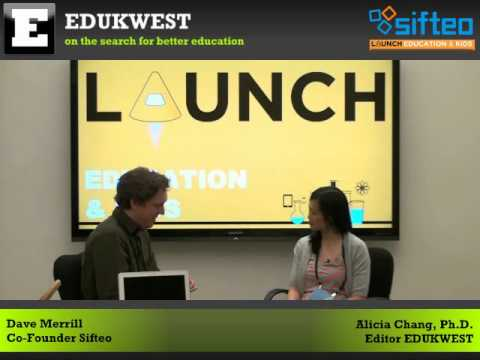 EDUKWEST at LAUNCH Education Kids - Dave Merrill of Sifteo