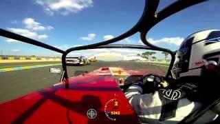 le mans bugatti en caterham csr 260 race v14
