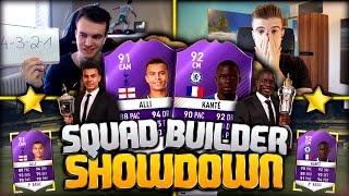 FIFA 17: POTY KANTÉ VS ALLI SQUAD BUILDER SHOWDOWN SPECIAL