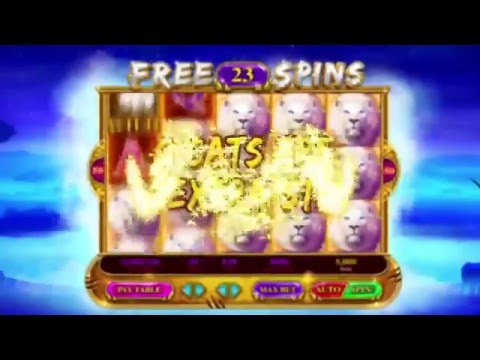 Free Video Bonus Slots : Wildcats Edition - Free Slot Machine Game For Kindle Fire