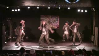 POP CORN DANCE CONTEST 2016 福岡大会.
