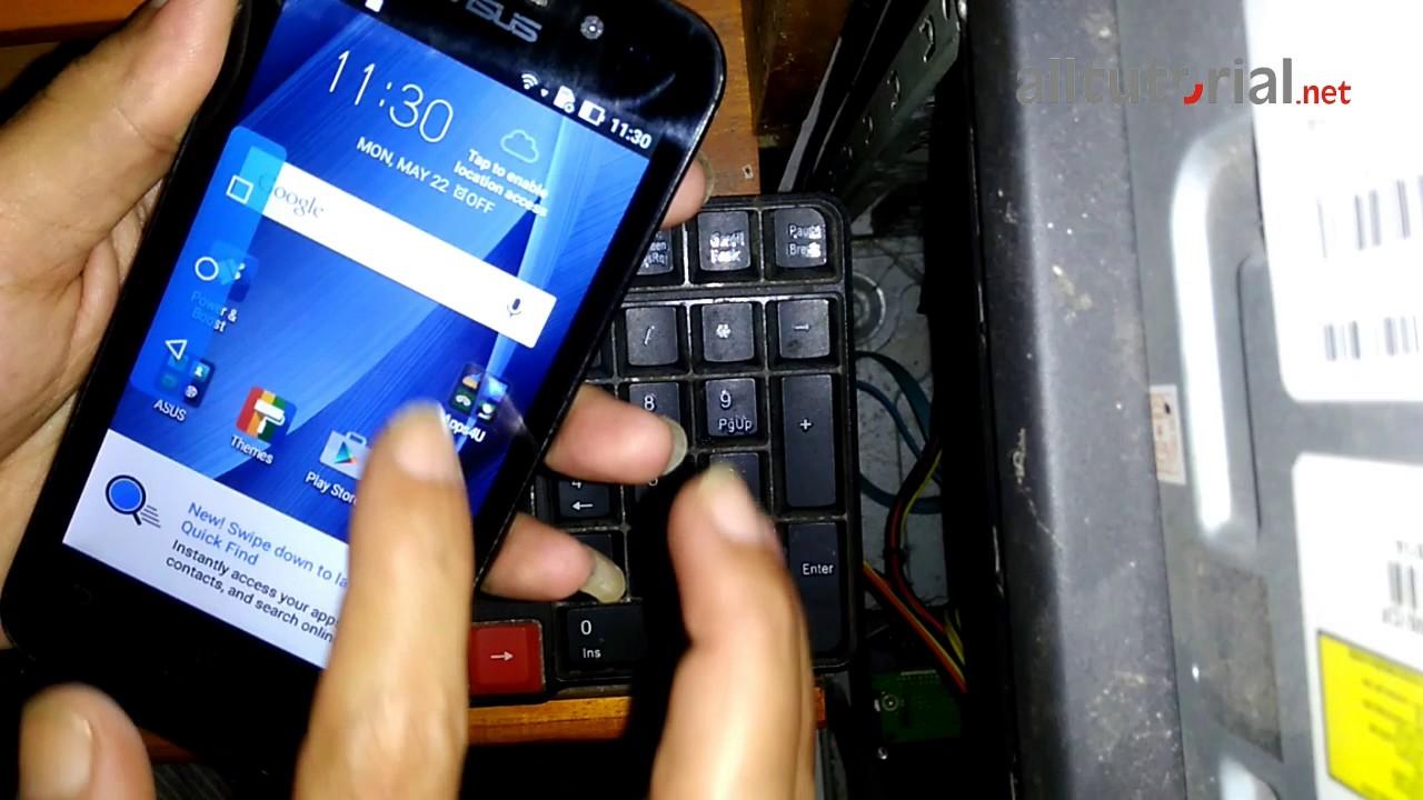 Cara Remove Google Account Frp Lock Asus Zenfone Go X014d Youtube