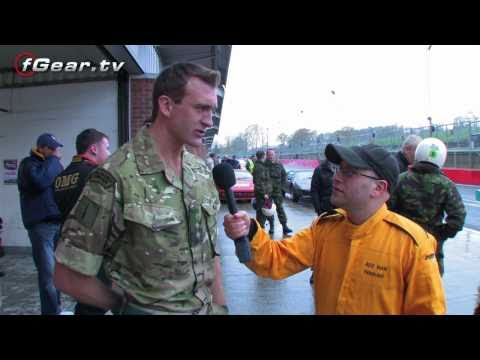 Royal Marine Trust  Brands Hatch Track Day