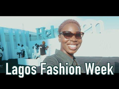 HEINEKEN LAGOS FASHION WEEK 2018