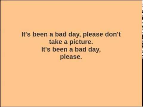 Best of R.E.M. - ''Bad Day'' (2003) Lyrics in 480p ~High Quality~