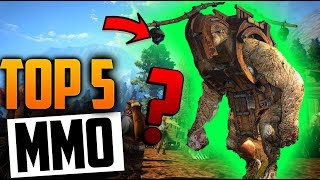Top 5 NEW PC MMO Games In 2018 (June)!!