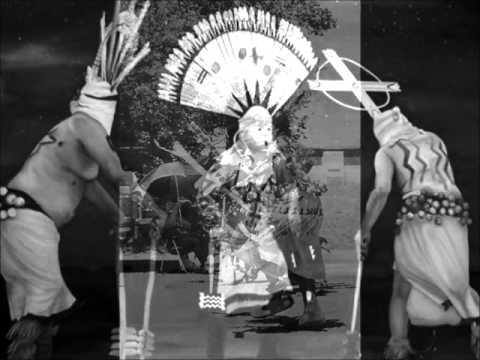 Mescalero Apache War Dance