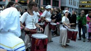 Parade des Fête de la Nouvelle-France à Quebec 2011