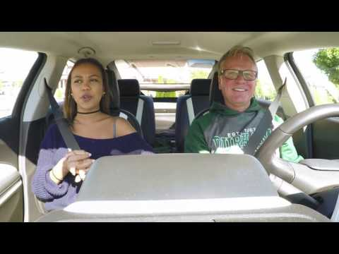 Sarah Mark Carpool Karaoke (w/ DC pres. Don Lovisa)