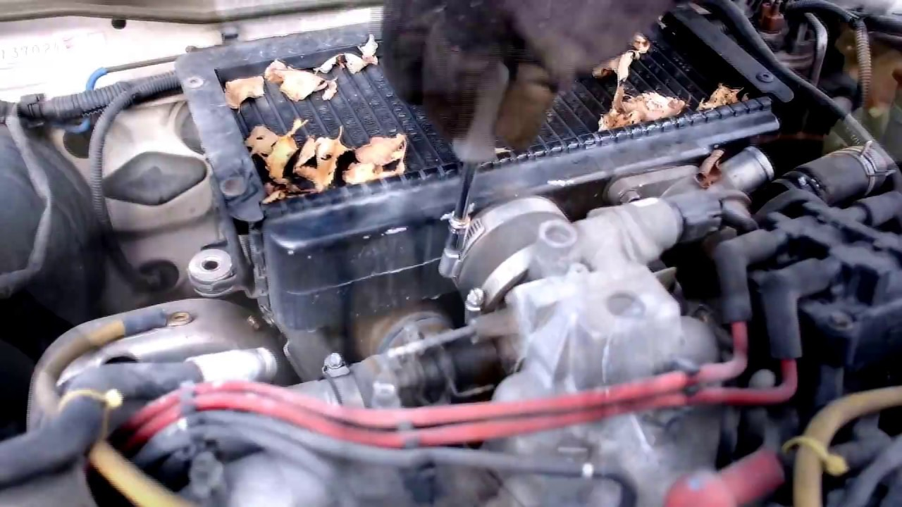 how to replace subaru starter [ 1280 x 720 Pixel ]