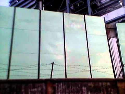 Noise Barrier, Installed At ACC Limited, Chanda-Maharashtra