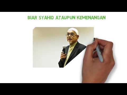 Lagu Tema Parti Islam Se Malaysia PAS   Berjihadlah