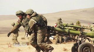 Точность «богов войны»: как российские артиллеристы управляются с «Санями»