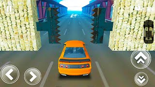 Impossible Track Speed Cars Bump Driving Games | Android Gameplay #Android Games