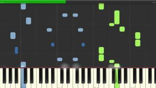 Hit The Road Jack - Ray Charles - piano tutorial - (Synthesia)