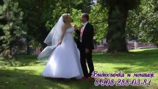 Свадебная прогулка Андрея и Елены 2013 год