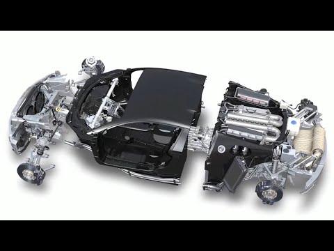 0-400-0 en 42 segundos: El motor W16 Bugatti Chiron.
