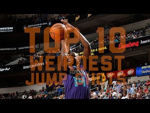nba-top-10-weirdest-jump-shots
