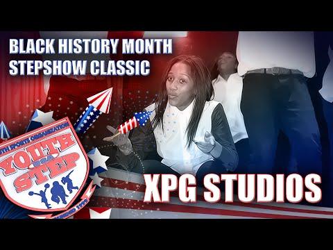 XPG Studios (JAPAN) - 02.07.15 2015 Black History Month Stepshow Classic
