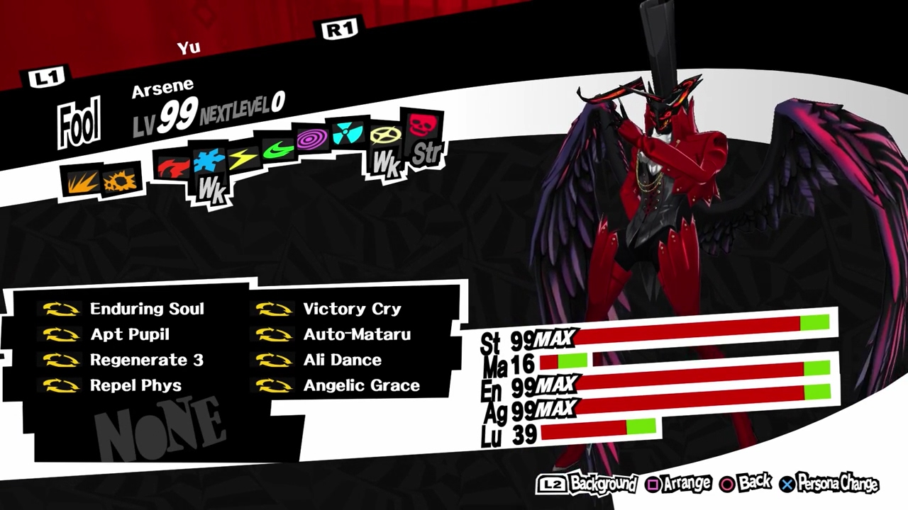 Persona 5 Min Maxing Guide - How to Make the Perfect Persona