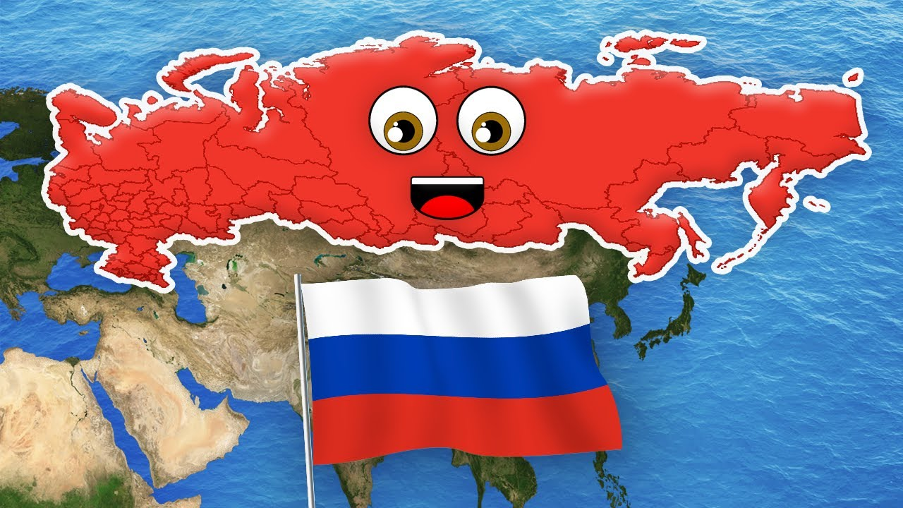 Russian Federation Republics Below