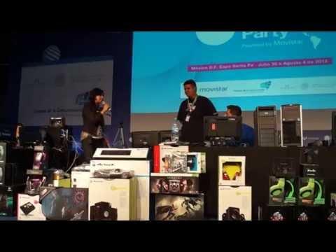 Campus Party México 2013 Final Starcraft II Publico
