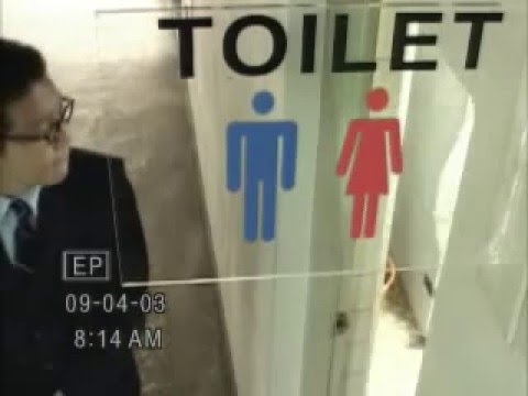 Funny Bathroom Signs Youtube funny toilet signs - youtube