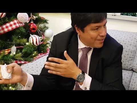 Emprendedor Peruano: Ernesto Quiñonez