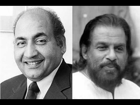 Rafi and Yesudas 2 duet songs combained
