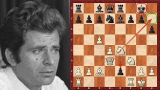 Boris Spassky Top Eight Amazing Chess Sacrifices!