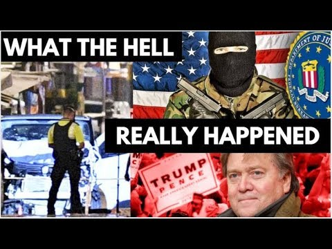 FBI Creating Right Wing False Flags Terrorist Attack Uncovered?