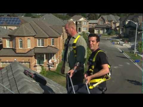 RMR: Rick installs Solar Panels