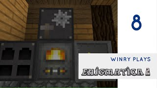 8 | Enigmatica 2 - Actually Additions Start | 1.12.2 Modded Minecraft | Simpletons