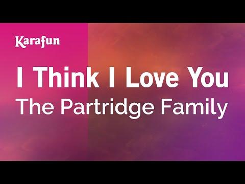 The partridge family i think i love you karaoke