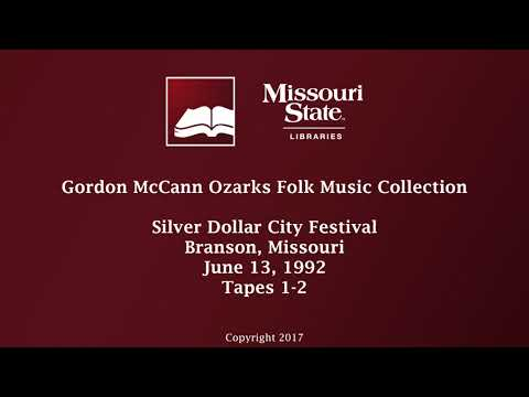 McCann: Silver Dollar City Festival, June 13, 1992