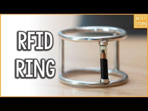 RFID Ring // Becky Stern