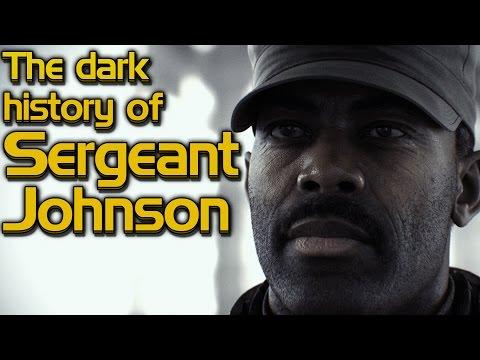 The dark history of Sgt. Johnson
