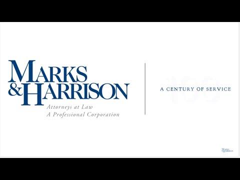 Fletcher W. Harkrader, III - Personal Injury Attorney at Marks & Harrison