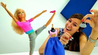 Nueva Ropa Para Barbie Juegos De Vestir Muñecas Youtube