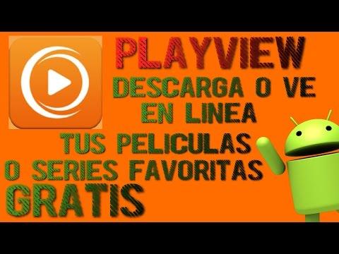 PLAYVIEW / descarga o ve peliculas y series gratis / AG CERON