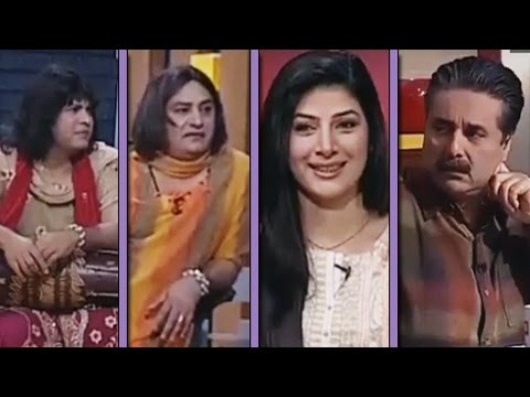 Khabardar Aftab Iqbal 15 October 2016 - خبردارآفتاب اقبال - Express News