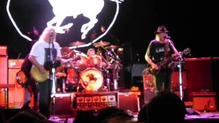 Neil Young Barolo July 21 2014 Standing In The Light Of Love 1/2