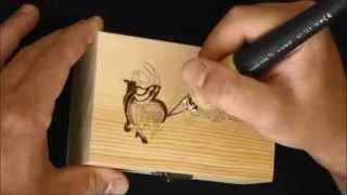 Pyrography Project 36