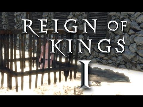 Reign of Kings Slavery Series (Part 1) - Django Unchained
